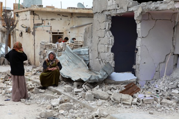 Con ict and hatred across the Middle East is destroying the lives of millions with relentless ghting causing widespread unrest. © fpolat69 | Shutterstock.com
