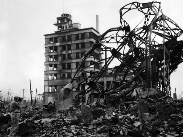 The chaos and torment during the Hiroshima bombings left its imprint in Japanese history. © Everett Historical | Shutterstock.com