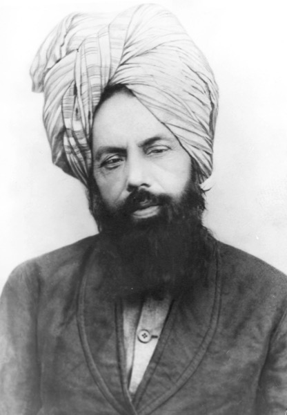 The awaited Messiah who is the second coming of Jesusas has come in the name of Hazrat Mirza Ghulam Ahmadas. He proved his validity as the true Messiah and Mahdi who has been foretold by previous prophets and their religious scriptures. © Makhzan-e-Tasaweer