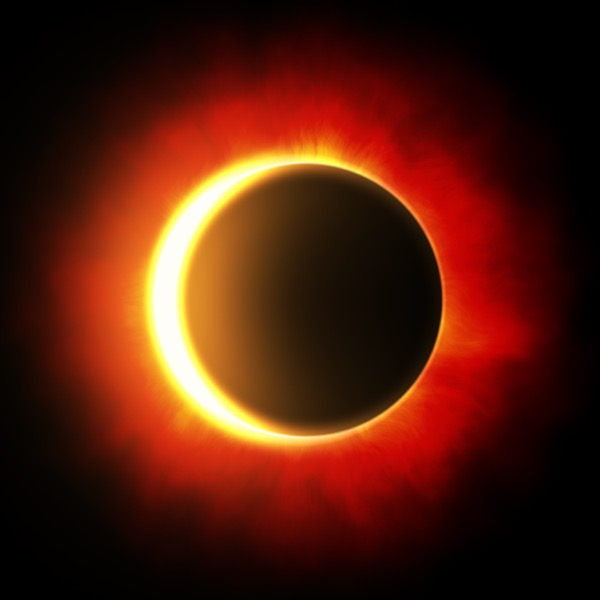 The eclipse of the sun and the moon during the month of Ramadan is one of the greatest signs that the Messiah has come for the latter days in the name of Mirza Ghulam Ahmadas and points to the infamous star of Bethlehem which was a signal for the birth of Jesus Christ. © Juergen Faelchle | Shutterstock.com