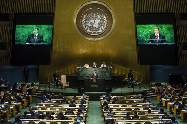 The purpose of the United Nations is to prevent the world from making the same mistakes it made in the last century. Unfortunately, the UN has ignored this responsibility. © Drop of Light | Shutterstock