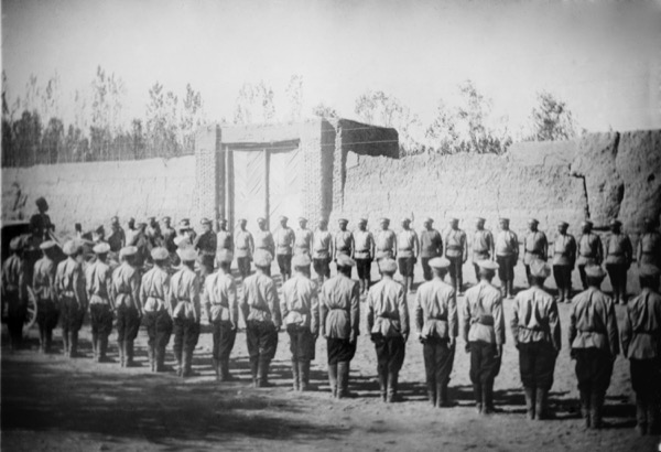 Russian troops invaded Iran in 1911 and this was the beginning of their reign where they would gain superiority due to the natural resource of oil and its ability to bring a nation to prosperity. © Everett Historical | Shutterstock.com