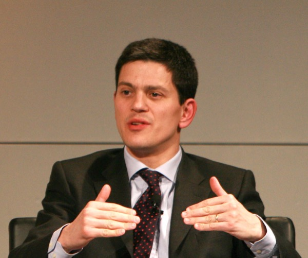 Former UK Foreign Minister David Miliband has admitted that the current instability in Iraq is at least partially a result of the Iraq War in 2003. Harald Dettenborn | Wikimedia Commons | Released under CC BY 3.0 DE