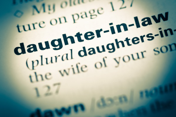 The role of a daughter-in-law can be difficult if everybody does not cooperate and act considerately. © TungCheung   Shutterstock